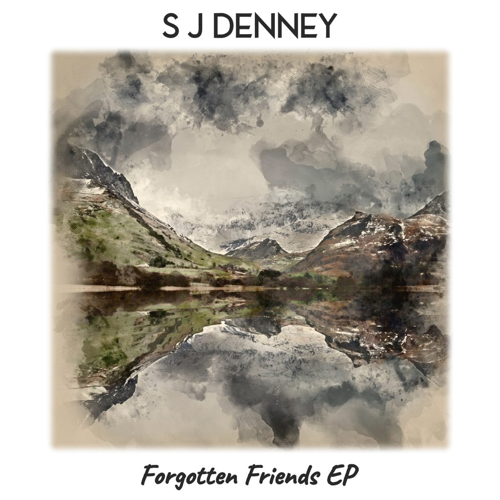 Forgotten Friends album cover