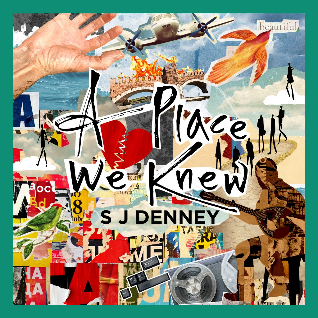 A Place We Knew album cover