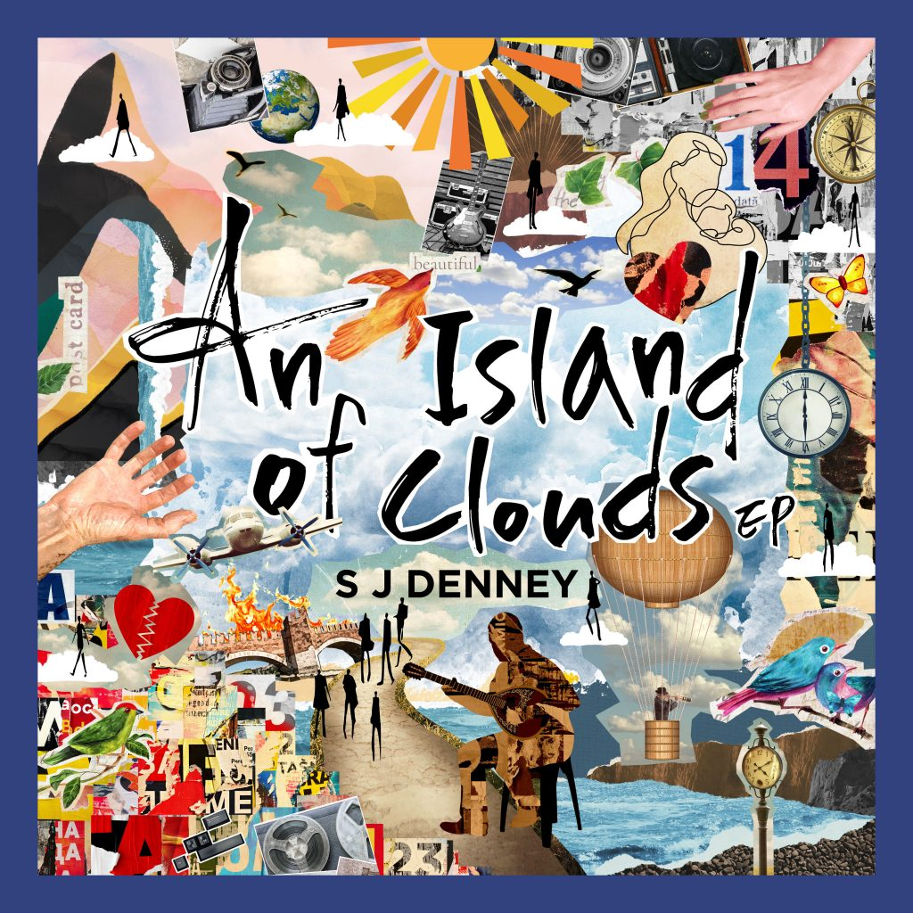 An Island of Clouds album cover